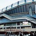 大阪京瓷巨蛋東側手扶梯