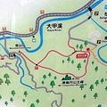 唐麻丹山步道Map