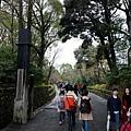 金閣寺入口大門