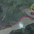 重返落山風Map