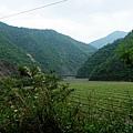 枋山溪河谷沿途風景