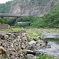 西都驕溪河床與「落山風」