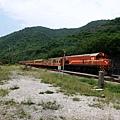 南迴鐵道追火車
