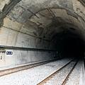 中央隧道西口