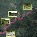 單挑枋山溪神祕地表Map