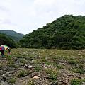 枋山溪河床一景