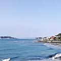 稻村崎海邊往西