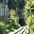 「極樂洞」隧道東端口