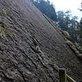 大峭壁表面紋理