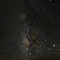 排雲山莊拍銀河與星空
