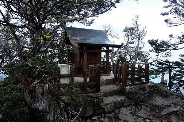 山神廟(玉山西峰神祠)