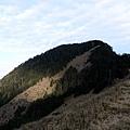玉山西峰與步道小徑