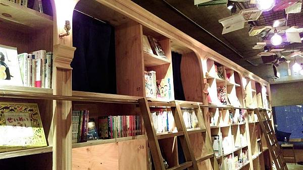 書香入夢BOOK AND BED TOKYO