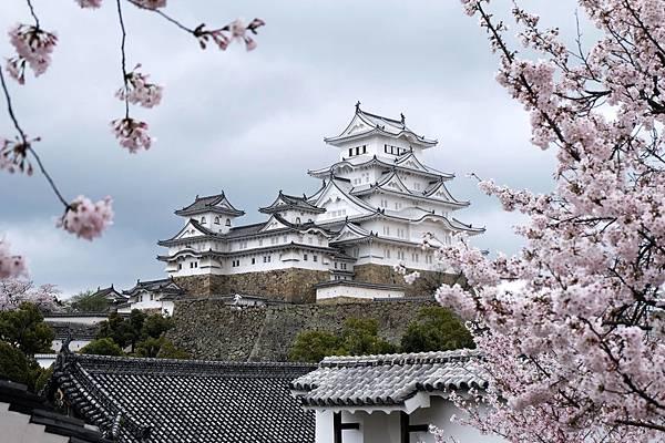 日本第一名城-姬路城