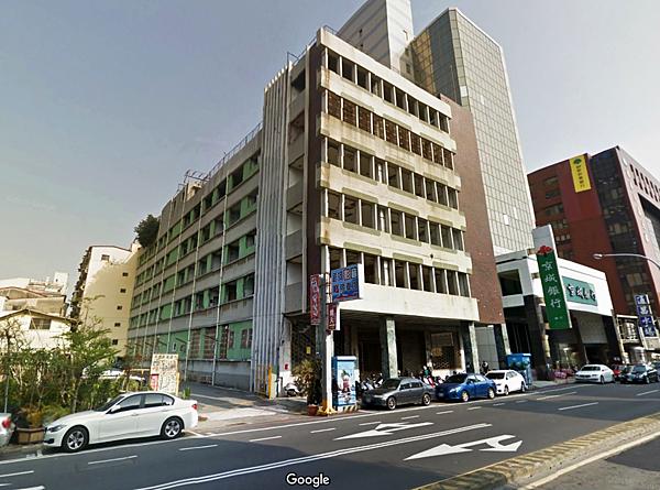 台南杏林醫院Google Map街景圖