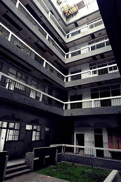 杏林醫院中庭