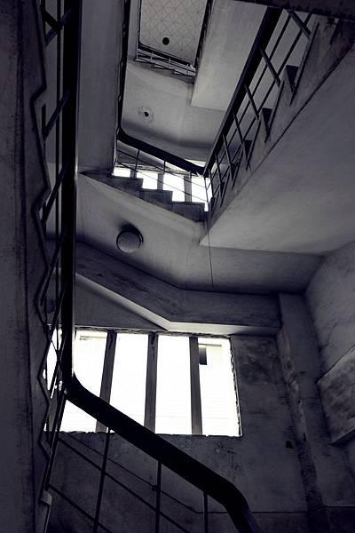 往上的樓梯
