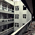 杏林醫院一景