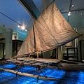 古代木製帆船
