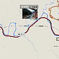 嵯峨野觀光鐵道Map
