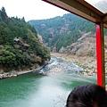 保津川峽谷風光