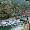 保津川溪水河流