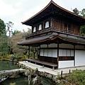 遊銀閣寺有樓閣古樸