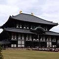東大寺大佛殿壯觀宏偉