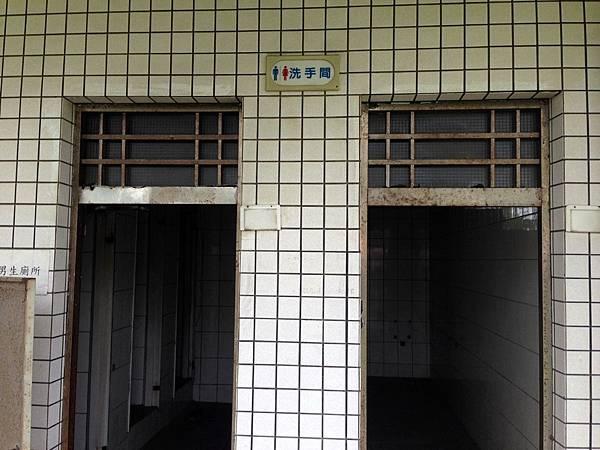新大樓廁所
