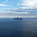 眺望龜山島