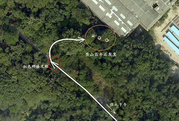 Google Map衛星空照圖