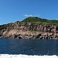 龜山島北岸