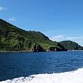 往龜山島西部