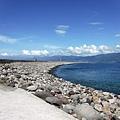 龜尾海灣礫石灘