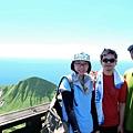 龜山島401高地留影