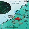 桃源谷步道草嶺線Map