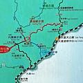 大溪線步道Map