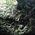 石灰岩地質溶蝕地貌