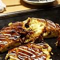 大阪燒縱橫切塊