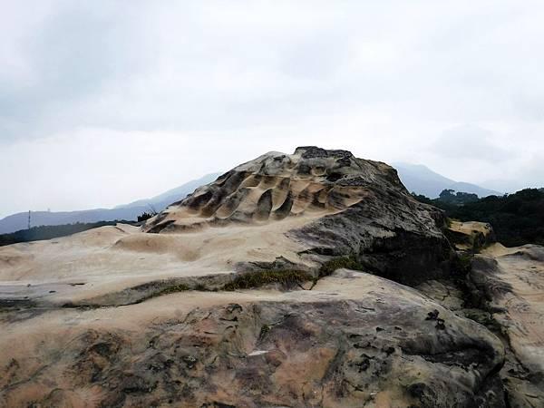 軍艦岩特殊地質風貌