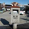 鷽鳥造型郵筒