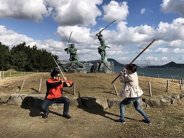 決鬥的聖地-巖流島朝聖