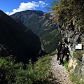 里程2.6km錐麓大斷崖留影