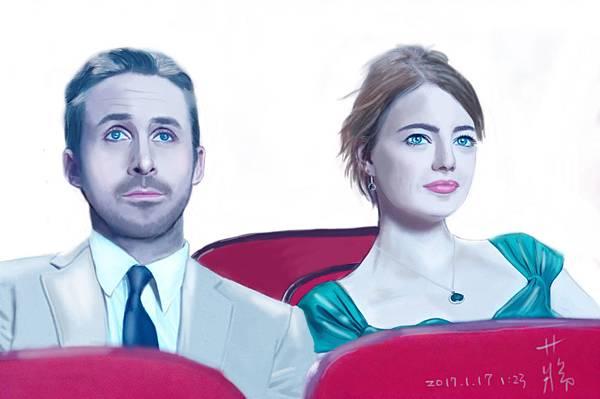Mia & Sebastian in Rialto Theatre