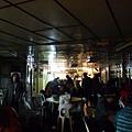 凌晨兩點Laban Rata餐廳吃早早餐