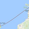生存島(迪加島)旅遊Map