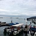Jesselton Point碼頭風景