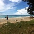 迪加島海岸沙灘風情