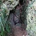 天雨洞入口