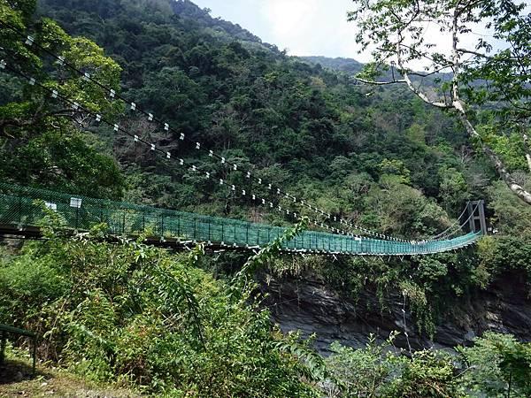 山風一號吊橋(1K)
